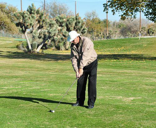 Golfschwung Info